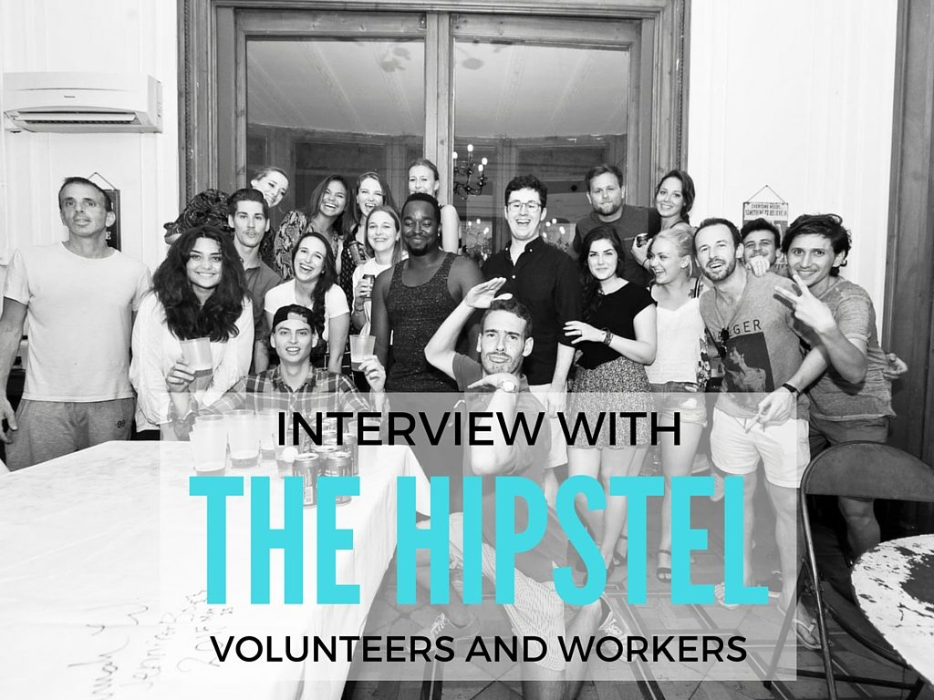 hostel volunteers interview