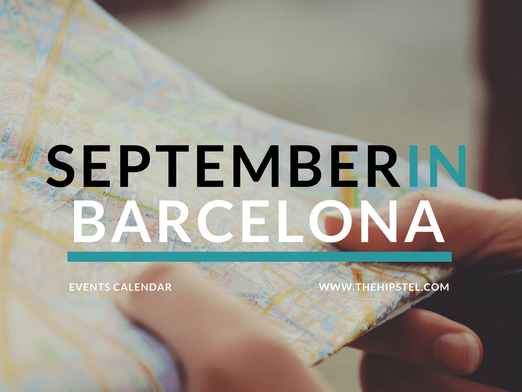 September in Barcelona